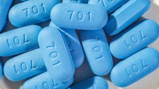 Truvada drug used as prep