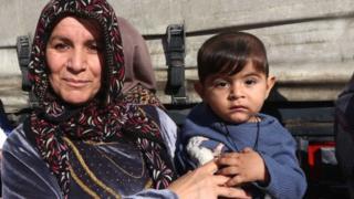 इराक़ी महिला