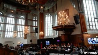 Tribunal Popular Internacional 1965 en La Haya