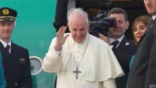 Đức Giáo Hoàng Francis có chuyến thăm 2 ngày tới Ireland