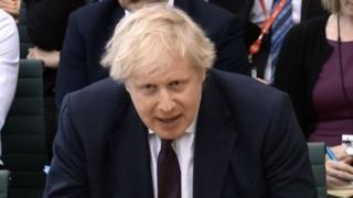 Britaniyanın xarici işlər naziri Boris Johnson