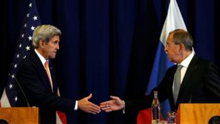 Sergey Lavrovla John Kerry