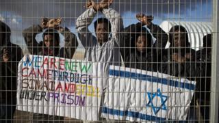 rwanda, israël, des discussions sur le transfert des migrants