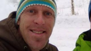 Christopher Bergan lived in Norway with Mr Dennis' daughter