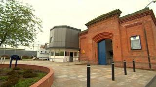 Nottingham Prison