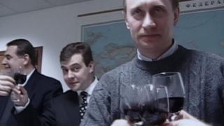"""В фильме Виталия Манского """"Свидетели Путина"""" можно увидеть много эпизодов из частной жизни российского президента"""
