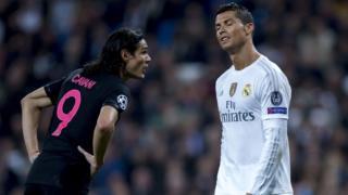 Ligue des champions : choc Real Madrid-PSG