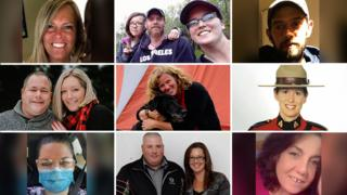 Victims of the Canada's largest mass shooting