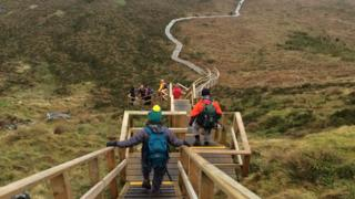 Cuilcagh mountain