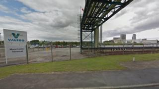 Valero Trafford site
