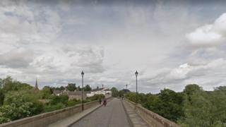 Rennie's Bridge