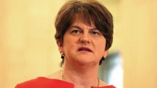 Arlene Foster: Raising tuition fees issue needs 'positive debate'