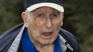 Lord Janner, pictured in 2014