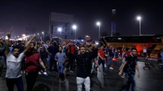 شهدت مدن مصرية، الجمعة 20 من سبتمبر/أيلول، مظاهرات مناهضة للرئيس المصري