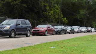 I texani si schierano per i test sulle auto