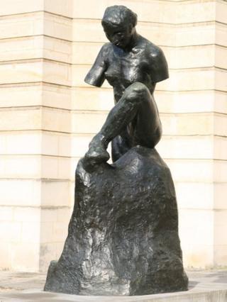 The Muse, Rodin