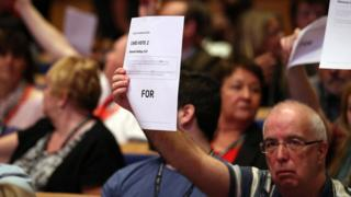 Scottish Labour Party conference in Perth