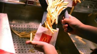 McDonald's fries