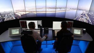 Foto control aéreo
