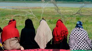मुस्लिम महिलाएं