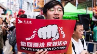हाँगकाँग, चीन, प्रदर्शनं