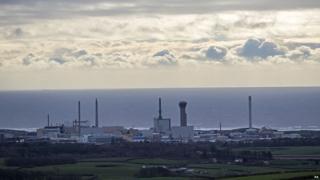 Sellafield nuclear power station