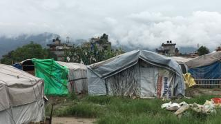 Chuchepati camp