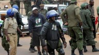 émeutes en Zambie