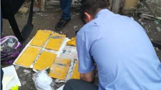 2018-жылы мамлекеттик көзөмөл органдары он алты миң тоннадан ашык баңгизат кармашты.