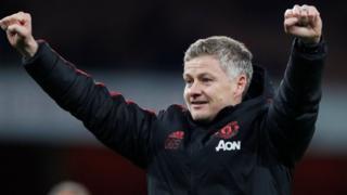 Ole Gunnar Solskjaer atoza Manchester United nk'umutoza w'inzibacyuho guhera mu kwezi kwa cumi na kabiri k'umwaka ushize wa 2018, nyuma yo kwirukanwa kwa Jose Mourinho