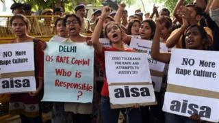 د هند پلازمېنه کې له ۲۰۱۲ کال راهیسې چې پر یوې محصلې جنسي تېری وشو، د زور زیاتي په تړاو اندېښنې ډېرې شوې دي.