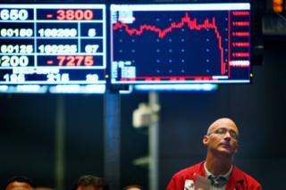 این رقم در بحران ۱۸ ماهه سال ۲۰۰۷ تا ۲۰۰۹ حدود ۵۵ درصد بود