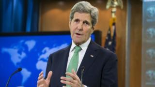 John Kerry wuxu sheegay in xal u raadintii bariga dhexe cakirantay