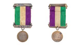 Hunger strike medal
