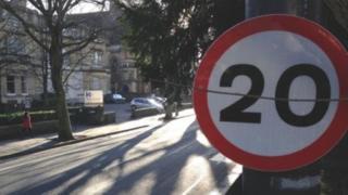 Bristol 20mph zones