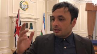 Миршод Шокиров Ўзбекистон билан тўқимачилик соҳасида бизнес юритади.