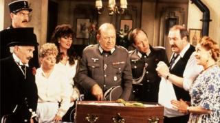 BBC sitcom Allo Allo