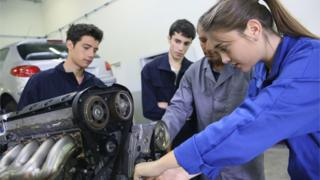 Engineer trainees