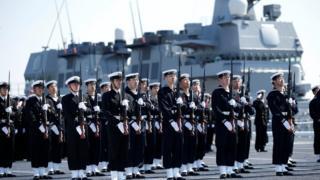 日本海上自卫队