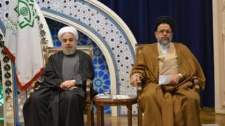 حسن روحانی و محمود علوی