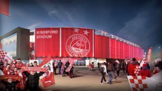 Kingsford plans