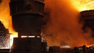 Forgemasters furnace
