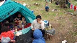بحران پناهجویی