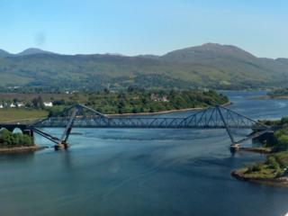 Connel Bridge, Argyll & Bute