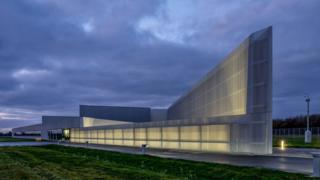 Nucleus, The Nuclear Decommissioning Authority and Caithness Archive, Wick (contract value not for publication) - Reiach and Hall Architects for The Nuclear Decommissioning Authority