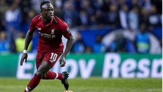 L'international sénégalais Sadio Mane, artisan de la qualification de Liverpool en demi-finales de la Ligue des champion
