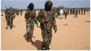 Wapiganaji nchini Somalia