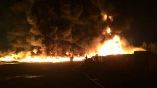Ravensbourn Plastics Ltd fire