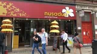 Restoran Nusa Dua London