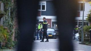 Police in Dordrecht